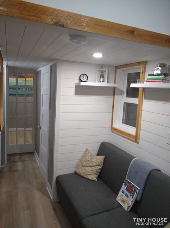 """The Endeavor"" By Aspire Tiny Homes - Room for 6 to Relax and Sleep  20"