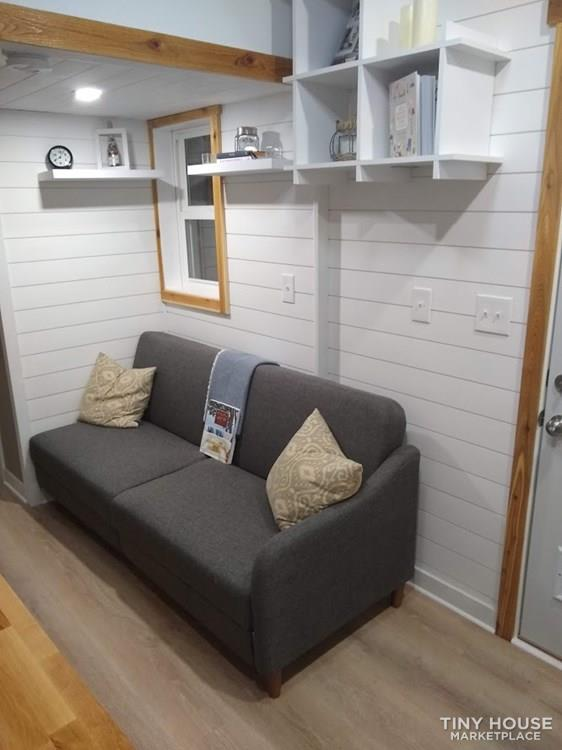"""The Endeavor"" By Aspire Tiny Homes - Room for 6 to Relax and Sleep  21"