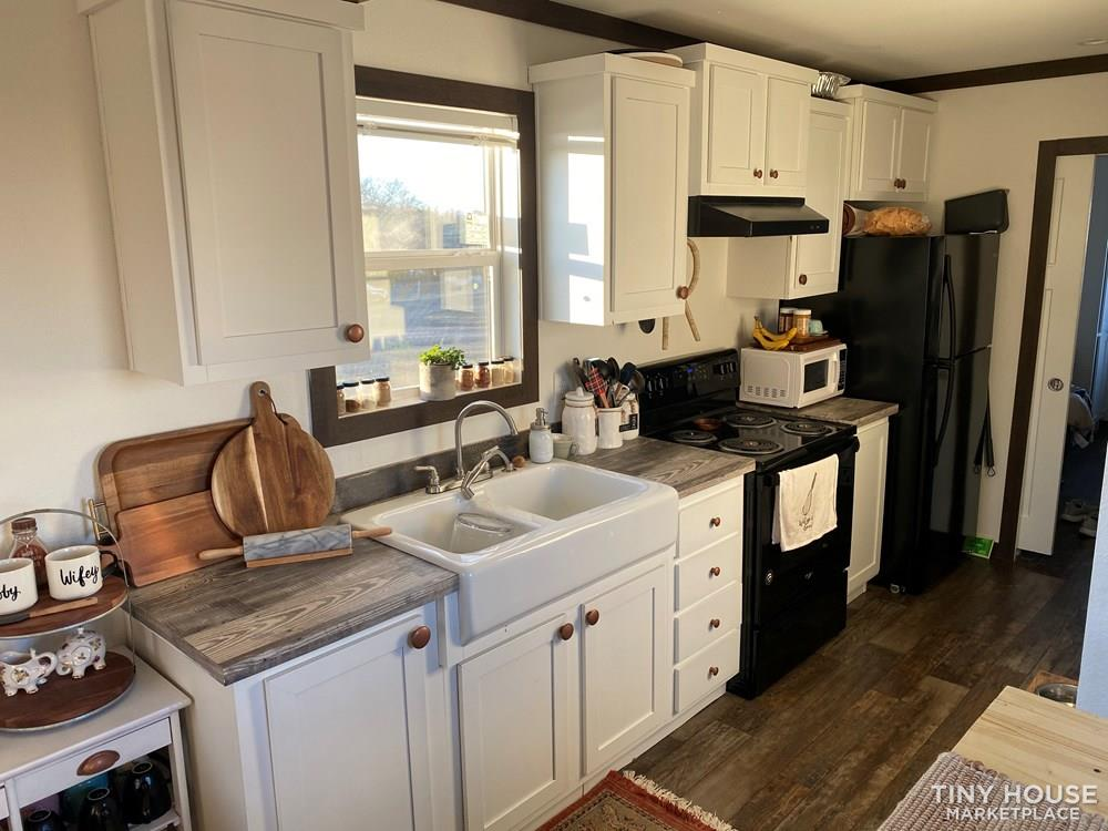 2020 Farmhouse Tiny Home!  4
