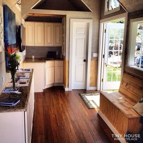 Fully Solar Powered Tiny Home