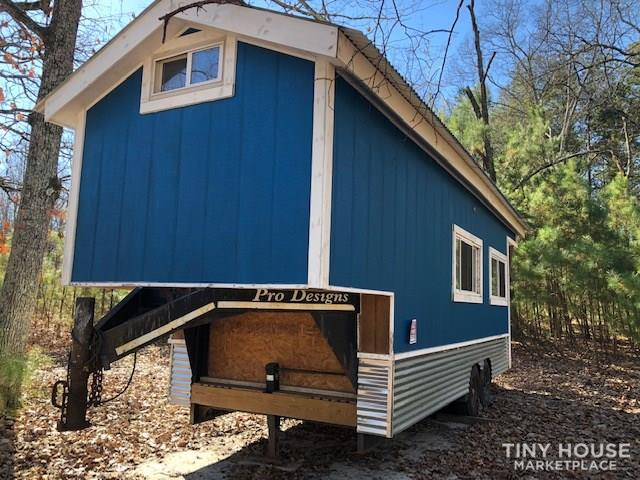 Tiny Home Designs: Gooseneck Tiny House For Sale