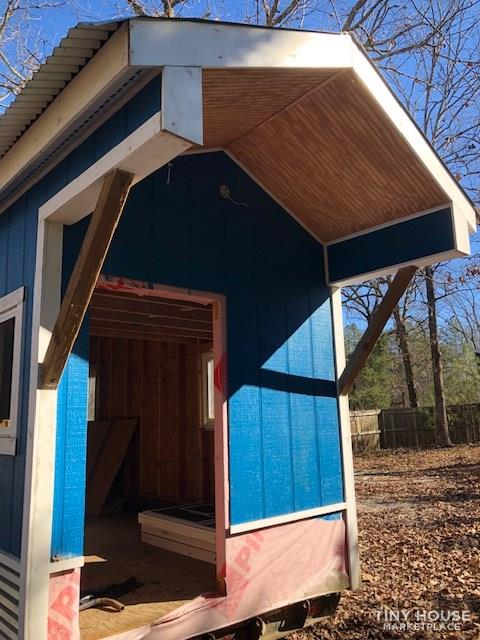 Tiny House For Sale Gooseneck Tiny House For Sale 9500