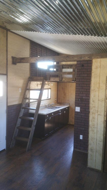Tiny House For Sale Grace 12x24 Tiny House On Skids