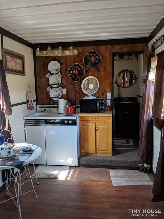 Tiny House For Sale Handmade Tiny House 160 Sq Ft
