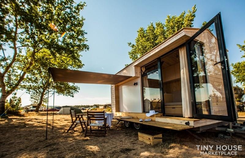 Koleliba - Sample tiny house 2.2x4.5m 2