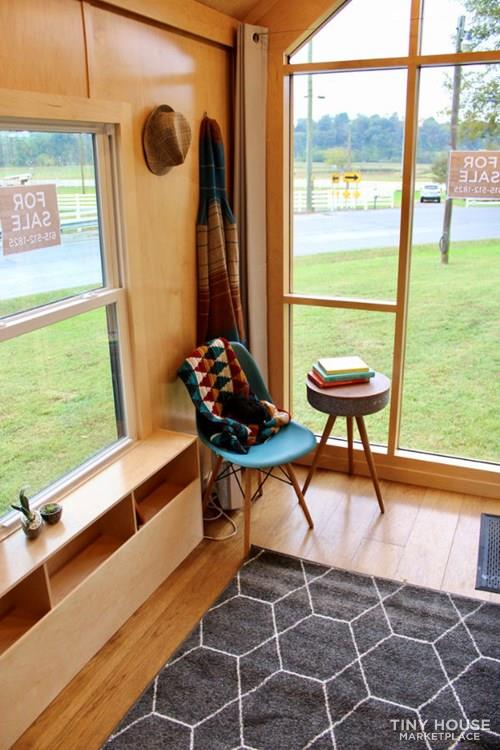 This Lightweight Custom Tiny Home is Beautiful, Spacious and Easy to Pull.  22