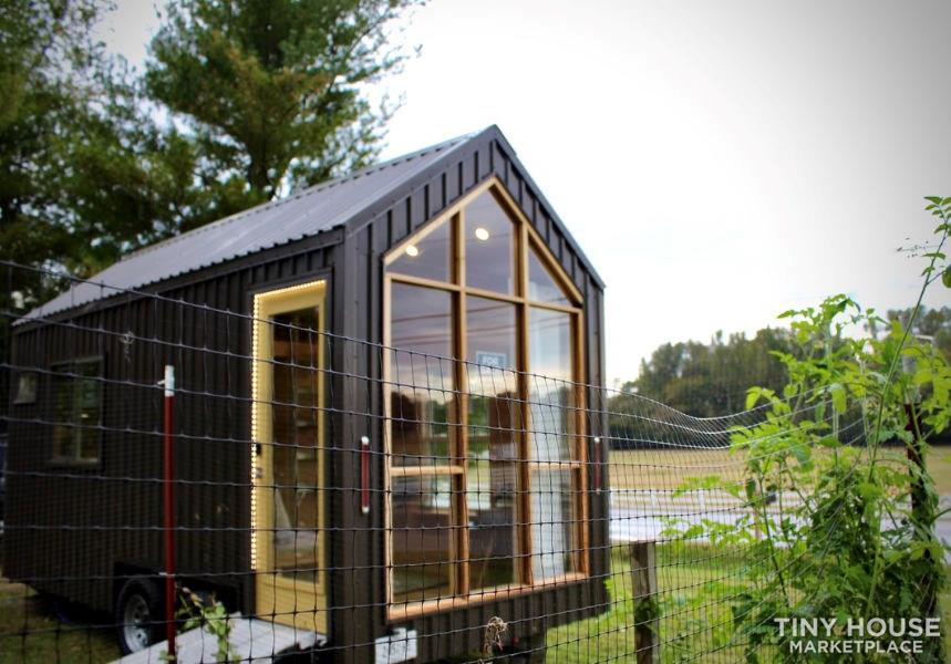 This Lightweight Custom Tiny Home is Beautiful, Spacious and Easy to Pull.  29