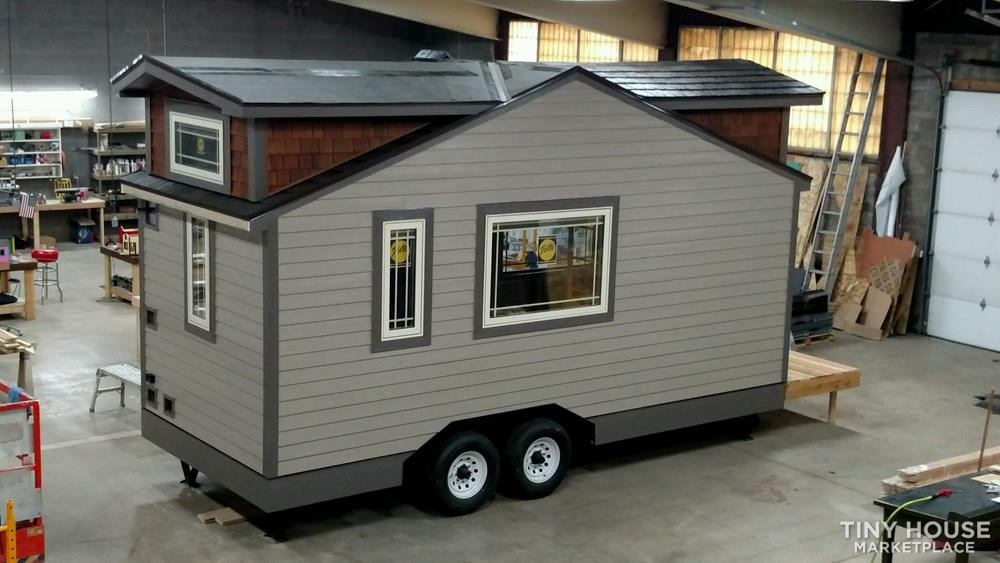 Luxury Living in a Tiny House