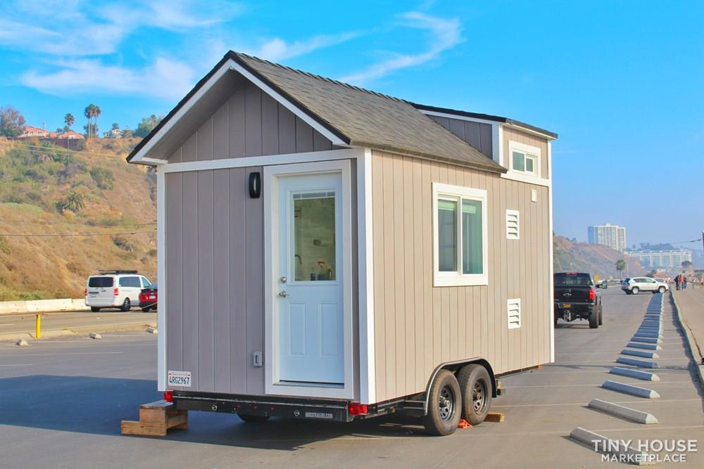 Luxury Tiny House on Wheels 2
