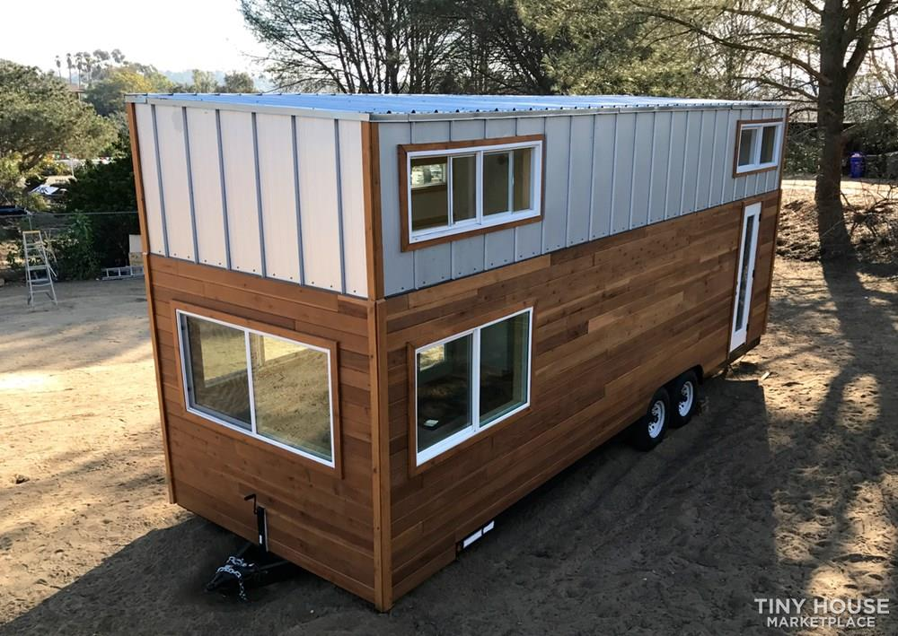 "Mammoth Tiny Home by ""Zen Tiny Homes"" 1"