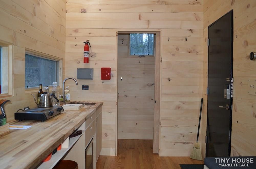 Minimalist Tiny House on Wheels in New York 4