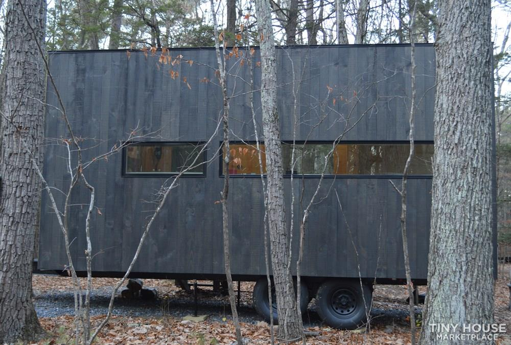 Minimalist Tiny House on Wheels in New York 7