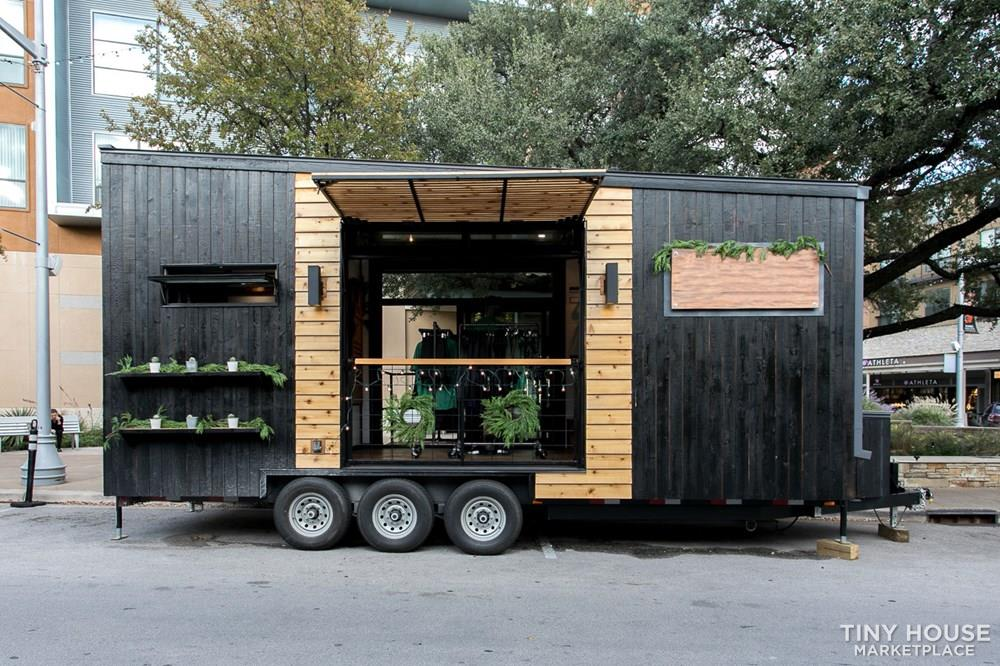 Mobile Store Tiny House 6