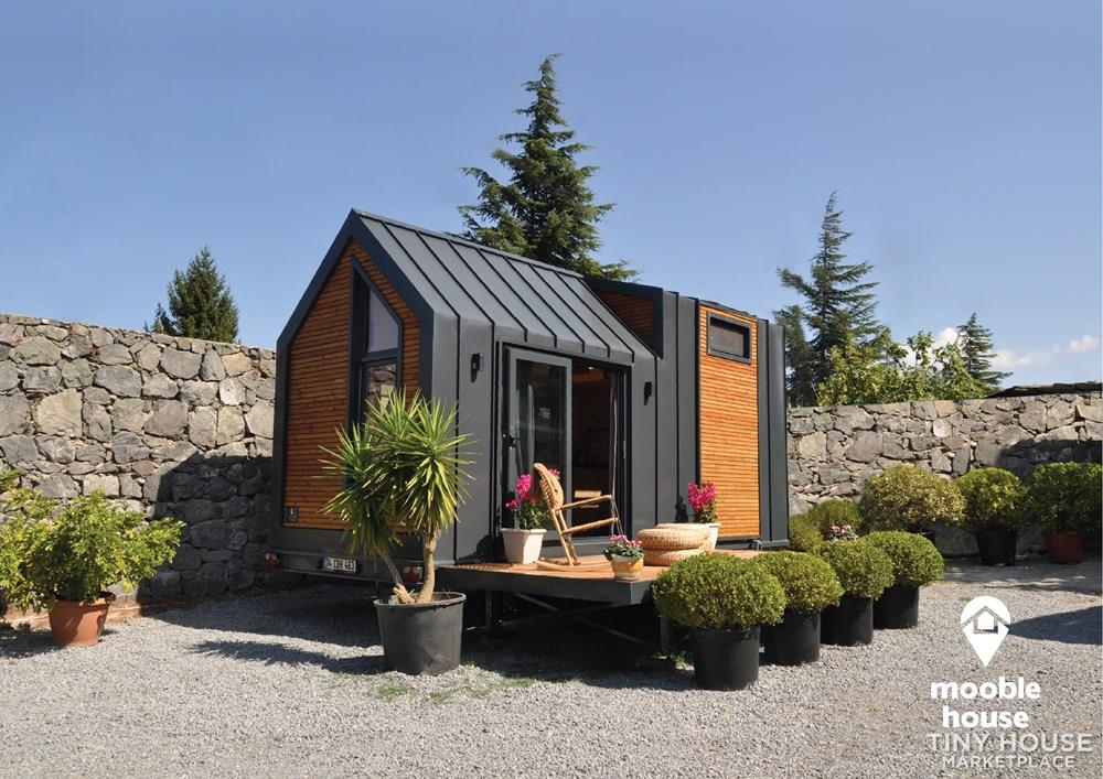Mobile Tiny House Models for Sale from Turkey 1