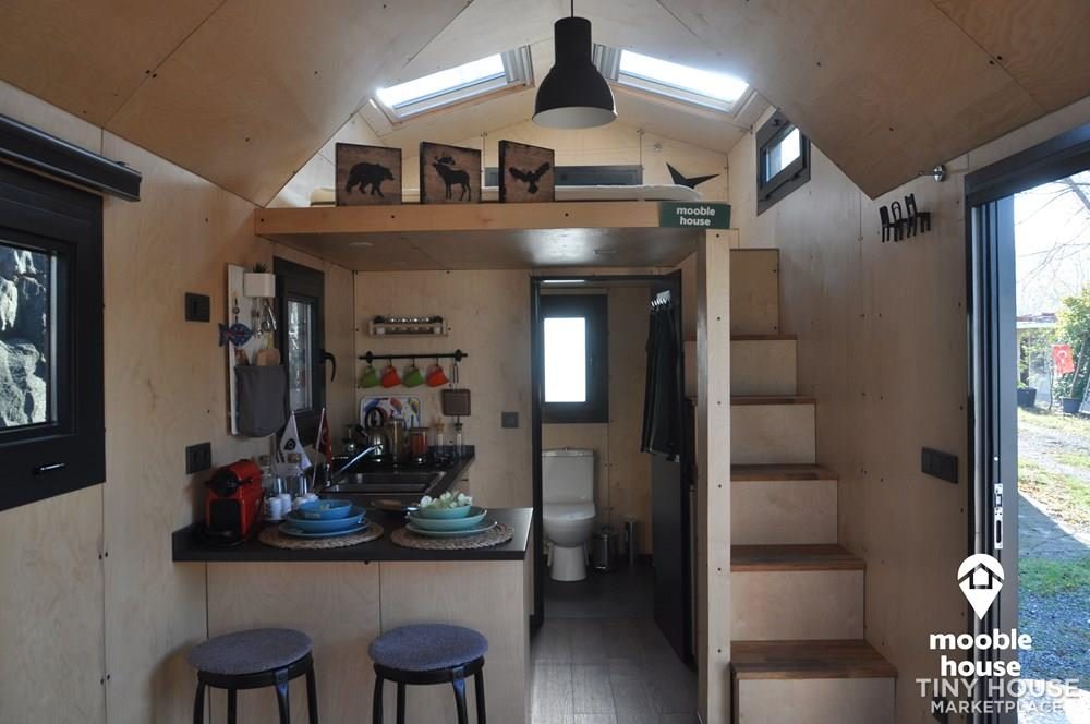 Mobile Tiny House Models for Sale from Turkey 5