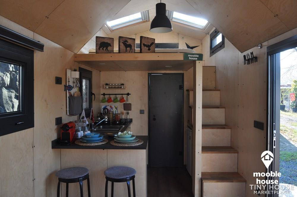 Mobile Tiny House Models for Sale from Turkey 9