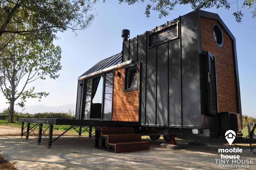 Mobile Tiny House Models for Sale from Turkey 10