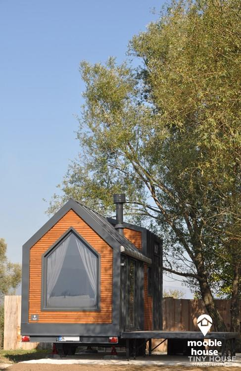 Mobile Tiny House Models for Sale from Turkey 11