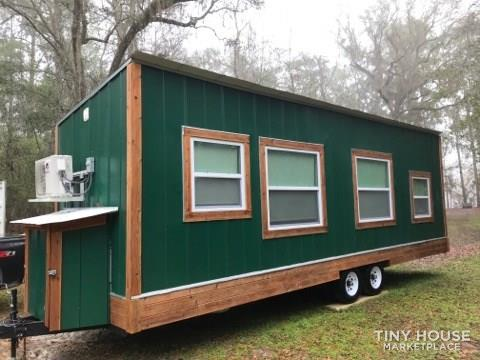 Modern Outdoorsy Tiny House