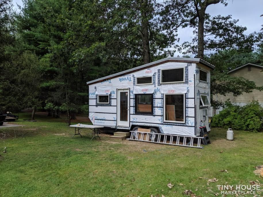Modern Tiny House For SALE 1