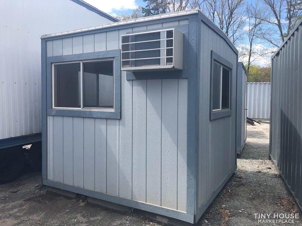 Multipurpose Tiny Room Mobile Office Building!