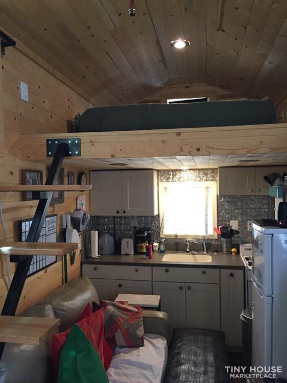 Tiny House For Sale Nearly New Tiny Home For Sale Mesa Az