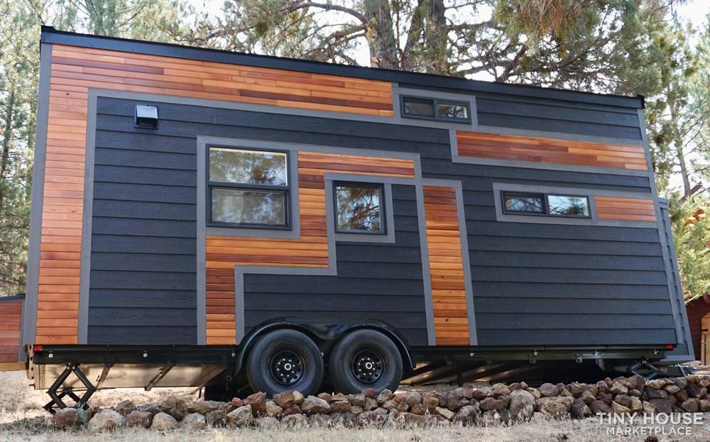 NEW 24' Modern Tiny Home on Wheels