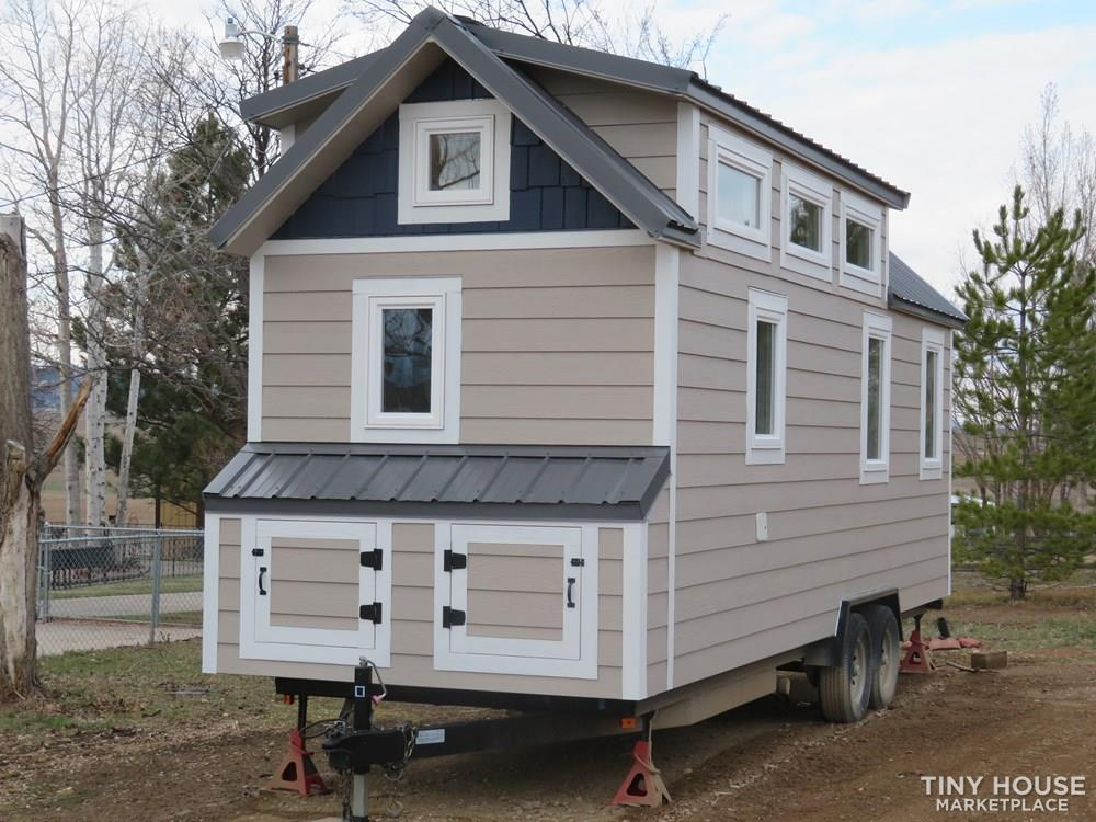 New 24' tiny home in Northern Colorado