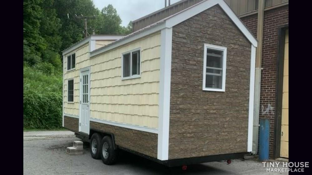 New 24' Tiny House KVEC Phelps (SALE PENDING)