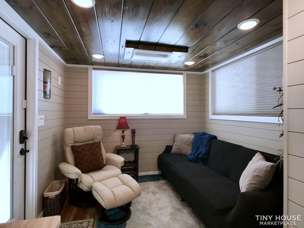 NEW 34' x 10' Tiny House Incredibly Spacious Layout, Bottom bedroom with 3 Lofts 3
