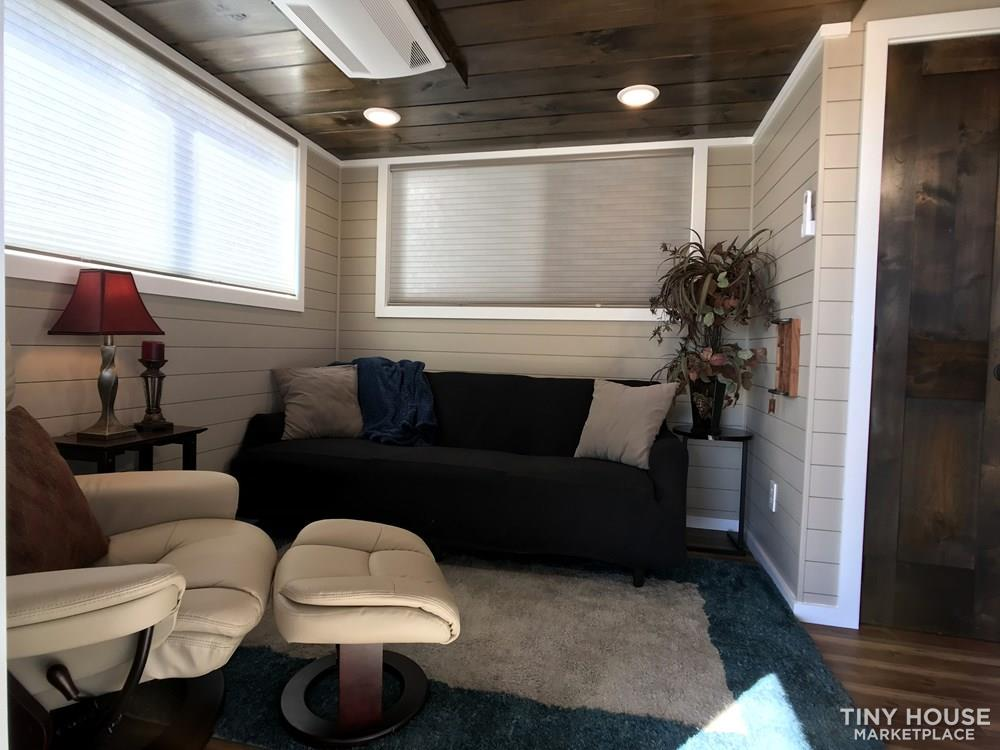 NEW 34' x 10' Tiny House Incredibly Spacious Layout, Bottom bedroom with 3 Lofts 4