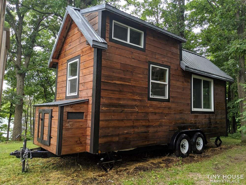 Northwoods Cottage Tiny House