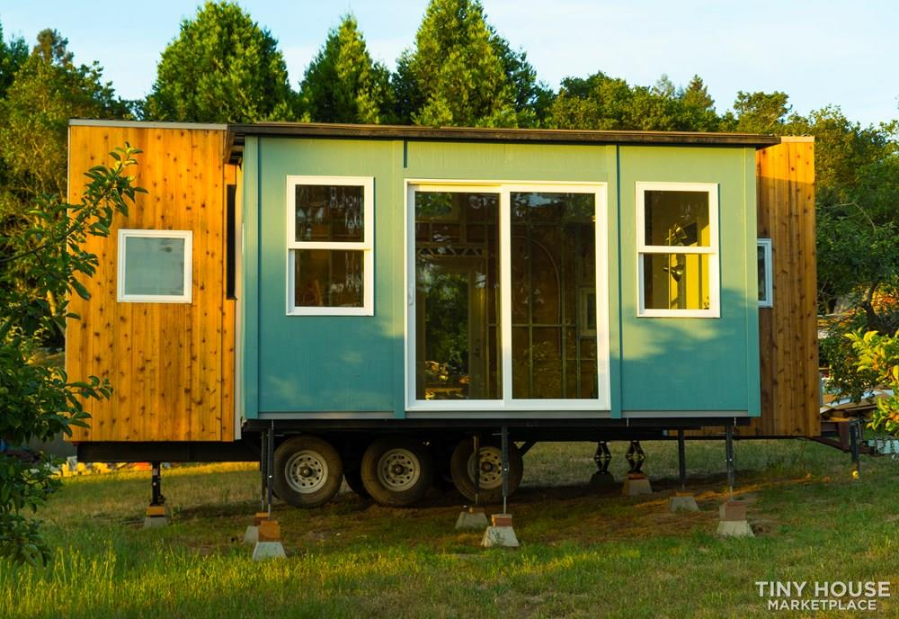 Not so tiny house: introducing the expandable, movable Wing Suite 2