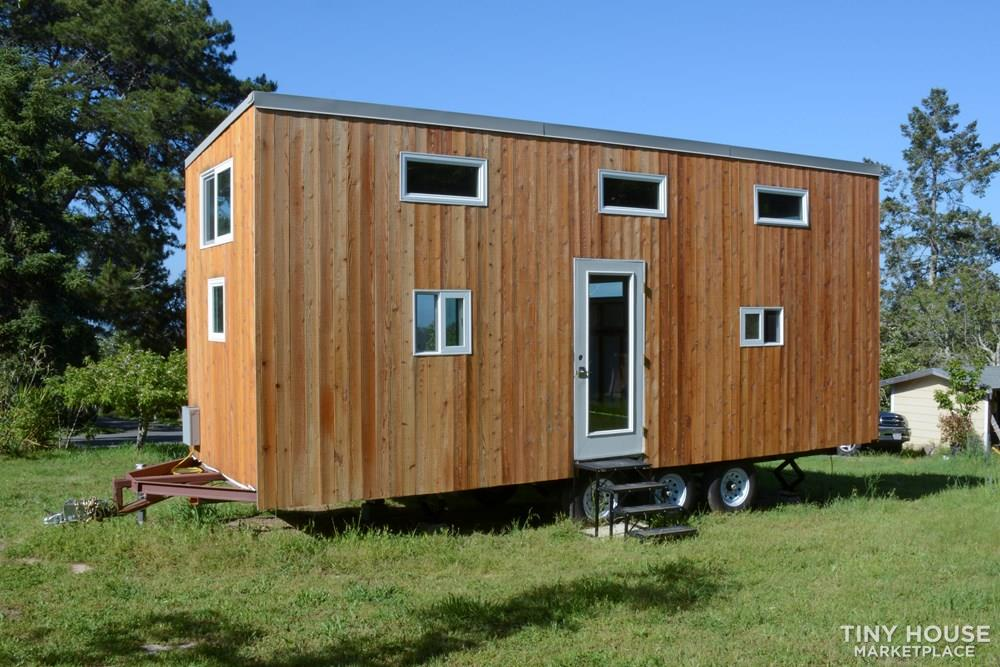 Not so tiny house: introducing the expandable, movable Wing Suite 3