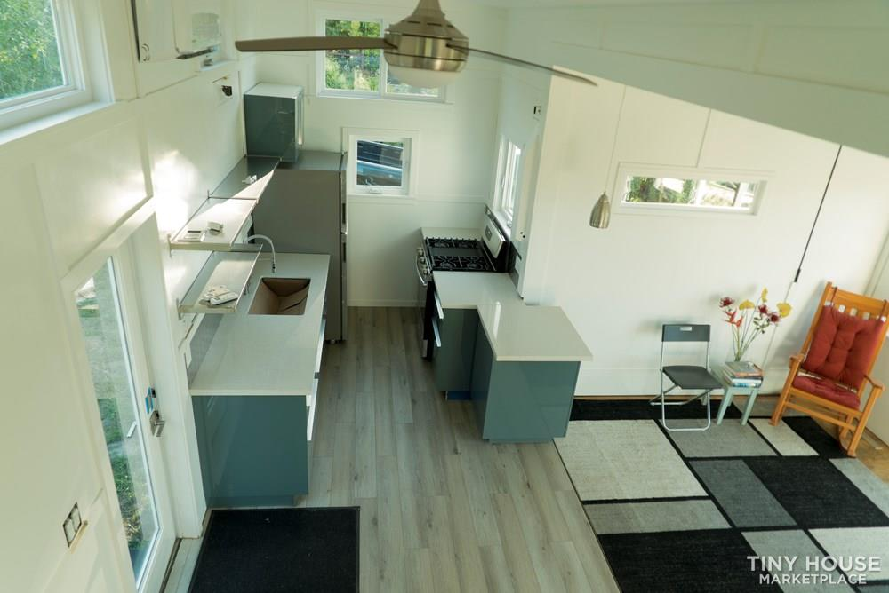 Not so tiny house: introducing the expandable, movable Wing Suite 4