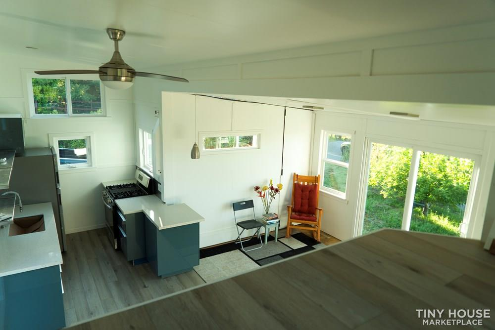 Not so tiny house: introducing the expandable, movable Wing Suite 6