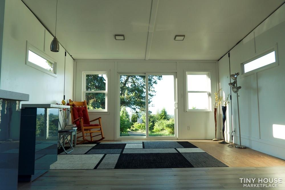 Not so tiny house: introducing the expandable, movable Wing Suite 16