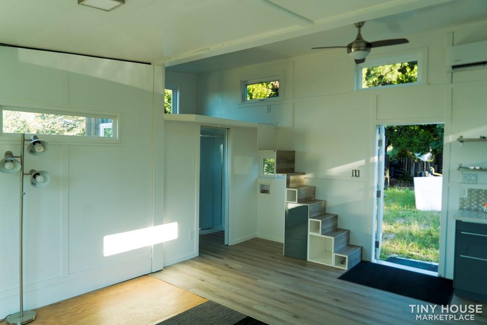 Not so tiny house: introducing the expandable, movable Wing Suite 12