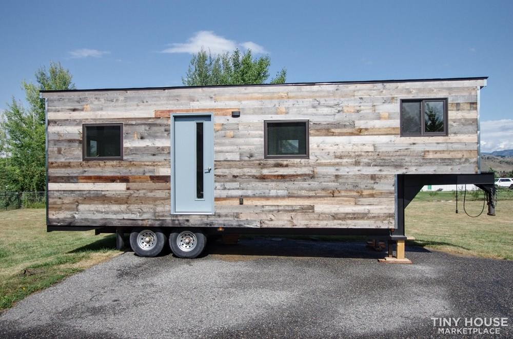 One of a Kind Tiny House in Bozeman, MT (Brand New)