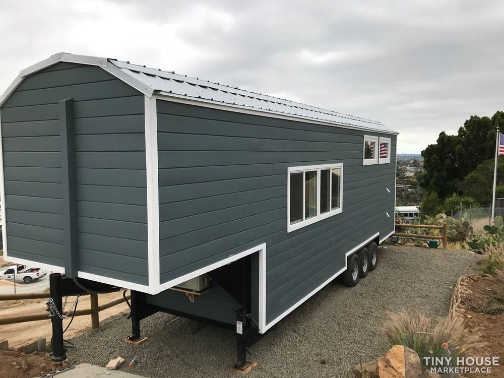 Pacific Tiny Home  8