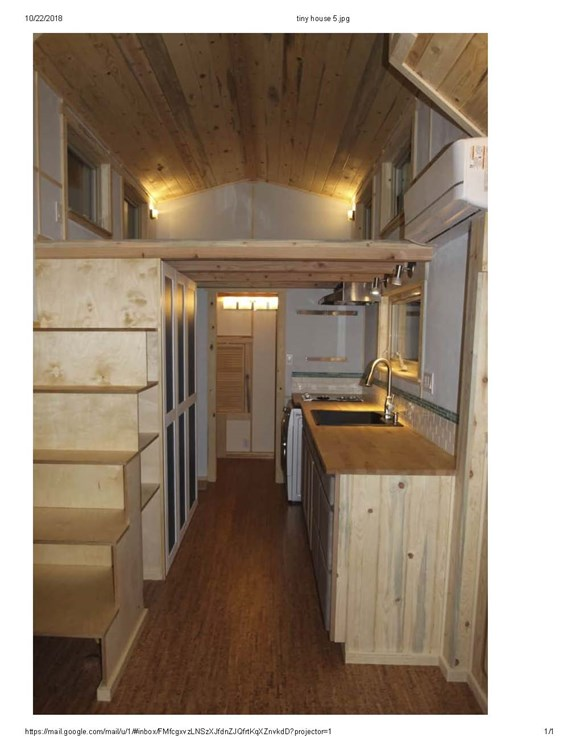 Professionally Built Tiny Home 7