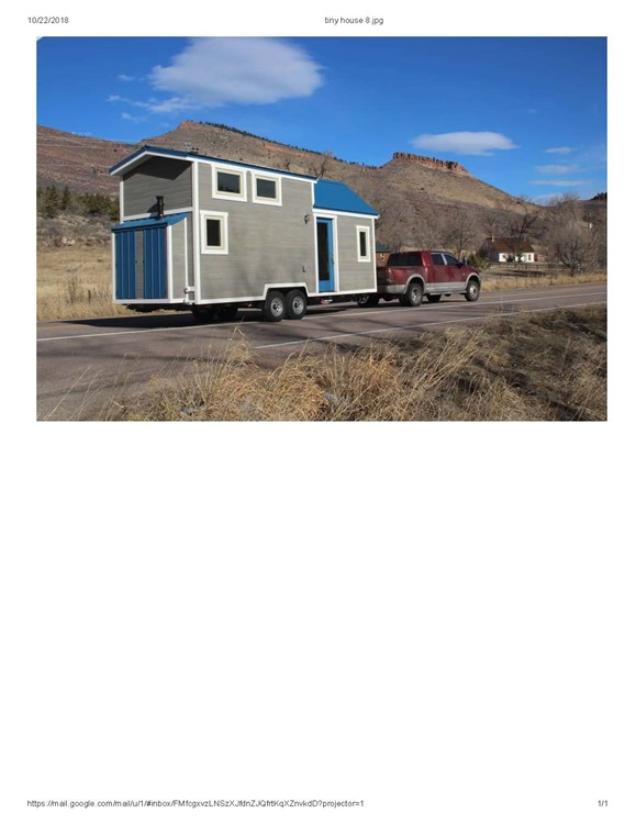 Professionally Built Tiny Home 10