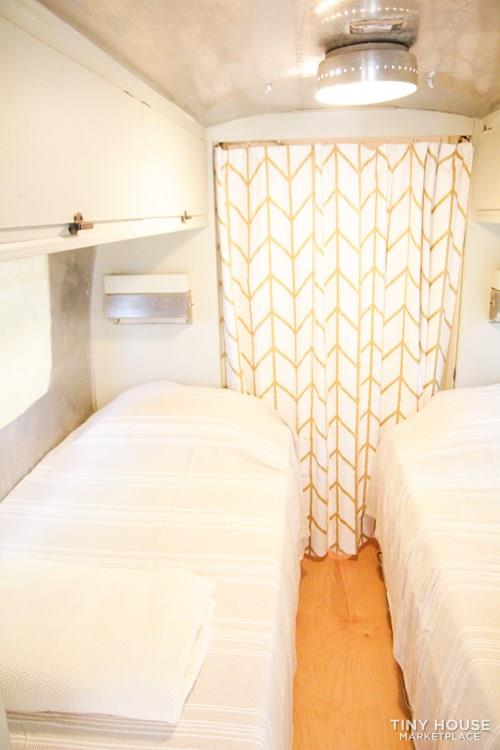 Tiny House for Sale - Restored Vintage 1963 Airstream