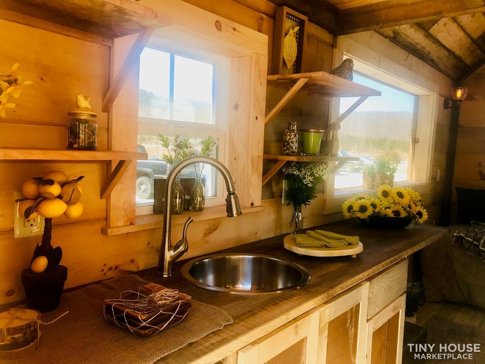 Tiny House For Sale Rjo Cottage Style Tiny Home