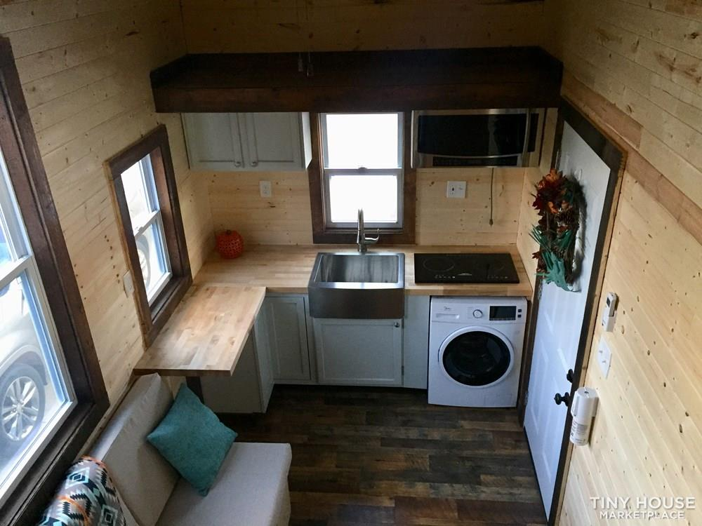 Rustic Luxury Tiny Home