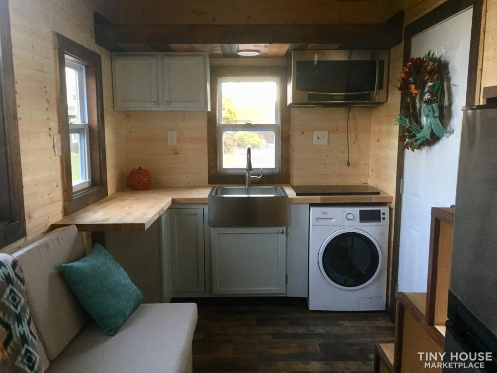 Rustic Luxury Tiny Home 4