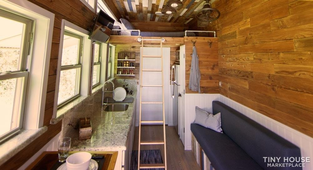 Rustic Tiny House 3
