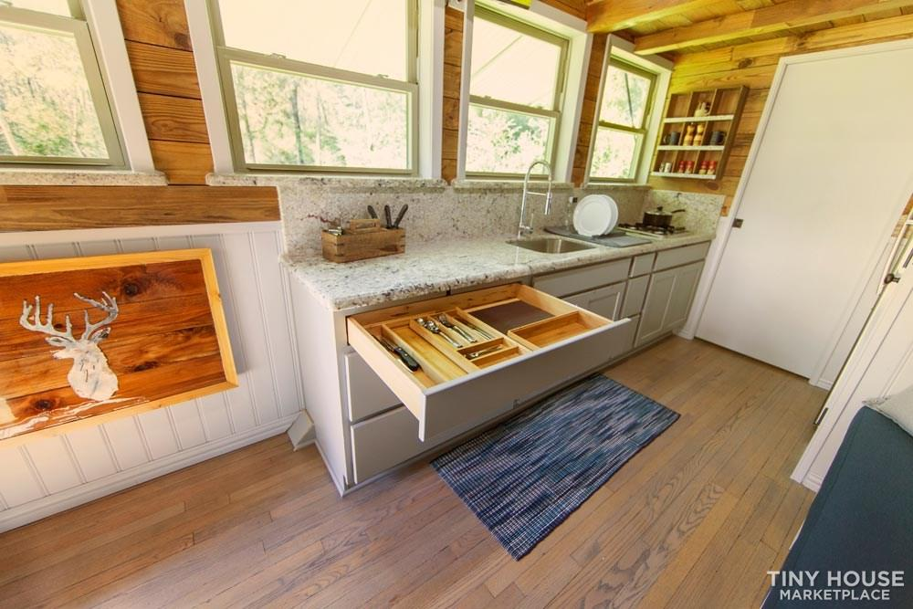 Rustic Tiny House 4