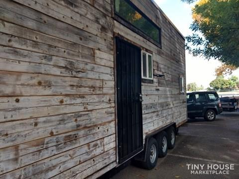 Rustic Tiny House Shell + Materials for sale