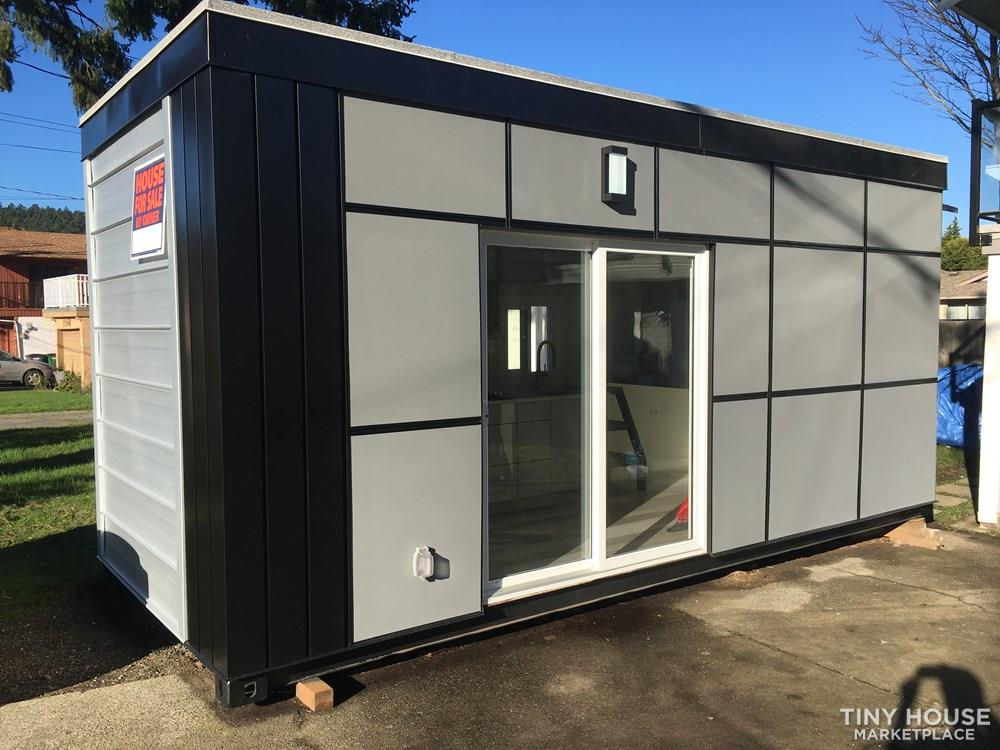 Shipping Container Tiny Home 1